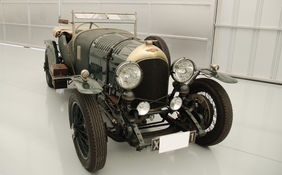 1924年 Bentley 3Litre #653
